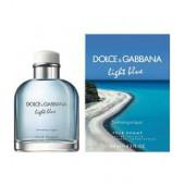 Парфюмерная вода Light Blue Pour Homme Swimming in Lipari от Dolce&Gabbana для мужчин