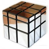 Головоломка Кубик серебристый (разные грани)