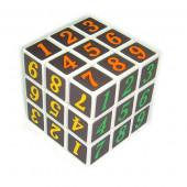 Головоломка Кубик - цифры