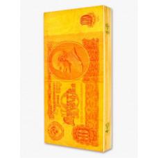 Нарды с красочным нанесением Десять рублей