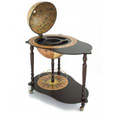 Глобус бар da Vinci напольный Италия.