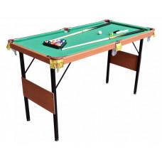 Бильярдный стол складной, 137см
