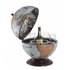 Глобус-бар настольный, сфера 40см Италия НОВИНКА!