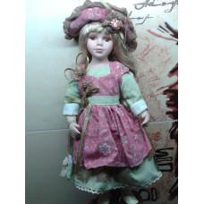 Кукла фарфоровая коллекционная Вероника