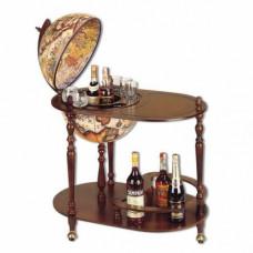 Глобус бар напольный со столом Италия НОВИНКА!