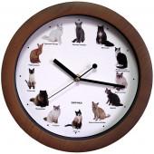 Часы Кошки мяукающие