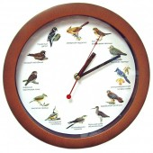Часы Птичьи трели