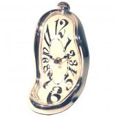 Часы Стекающие настольные