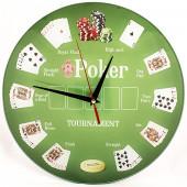Часы Покер