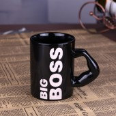 Кружка Босс с бицепсом