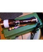 Фонарь ручной + кемпинговый аккумуляторный Gree AL-003