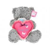 Мишка Teddy Me to you держит сердце I love you 40см