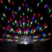 Светильник-проектор музыкальный (20см)