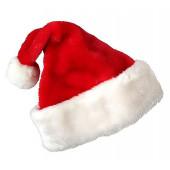 Шапка Деда Мороза новогодняя
