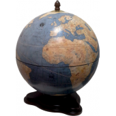 Глобус-бар настольный Галилео, сфера 40см Италия НОВИНКА!