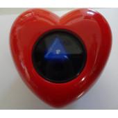 Шар для принятия решений Сердце 12 см