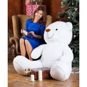 Медведь большой плюшевый 170 см