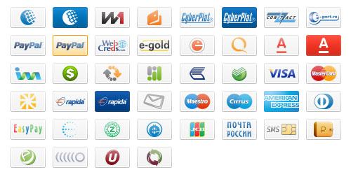 формы оплаты в магазине Дикарь в Краснодаре